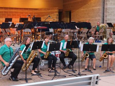 Nixon Park Summer Concert