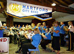 Joint Concert with the Hartford City Band